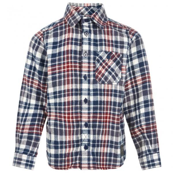 Minymo - Kid's Marco 12 Shirt L/S Check - Paita