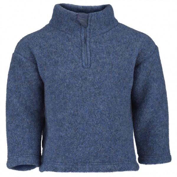 Engel - Kinder Pullover mit Reißverschluss - Merino jumpers
