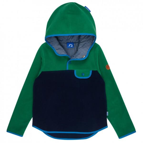 Finkid - Kid's Joki Round Hood - Fleecepullover