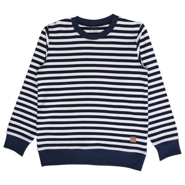 Hust&Claire - Kid's Sweatshirt Lines - Överdragströjor