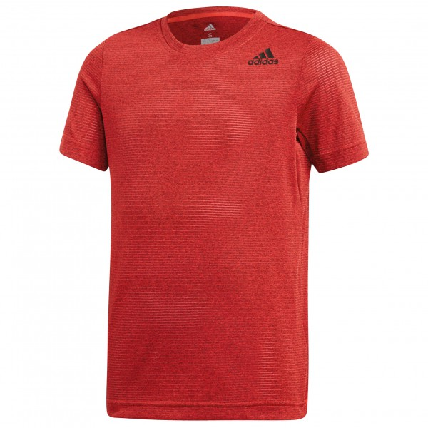adidas - Kid's Training Textured Tee - Funksjonsshirt