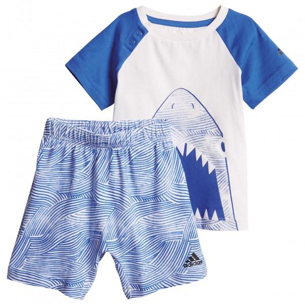 adidas - Summer Set Fun Boys - T-skjorte