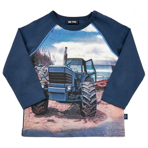 ME TOO - Kid's T-Shirt L/S Tractor - Longsleeve