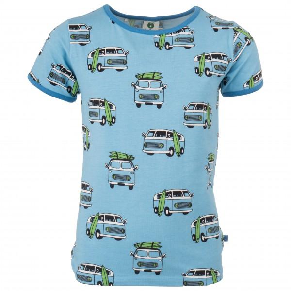 Smafolk - Kid's T-Shirt With Surf Car - T-shirt