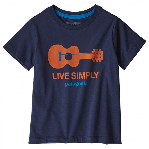 Patagonia - Kid's Live Simply Organic T-Shirt - T-shirt