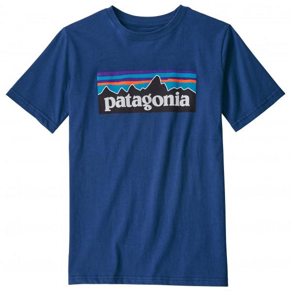 Patagonia - Kid's P-6 Logo Organic - T-Shirt