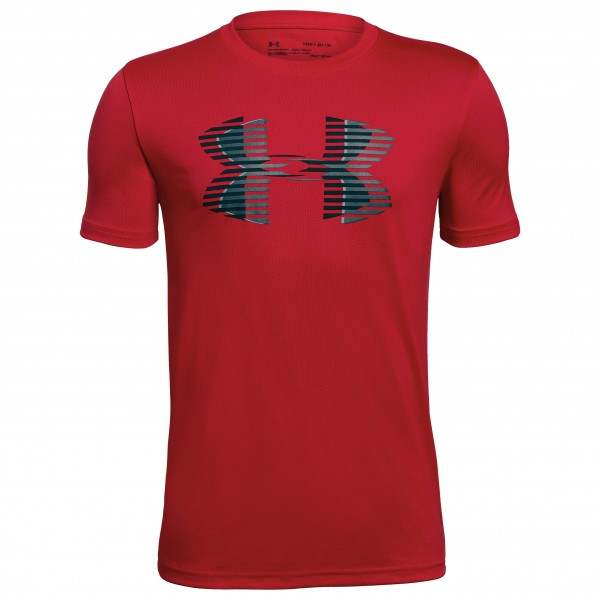 Under Armour - Kid's Tech Big Logo Solid Tee - Funktionsshirt
