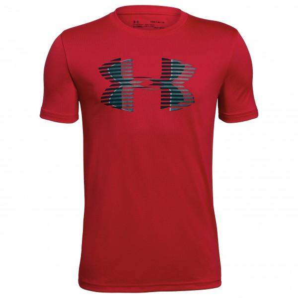 Under Armour - Kid's Tech Big Logo Solid Tee - Sport-T-shirt