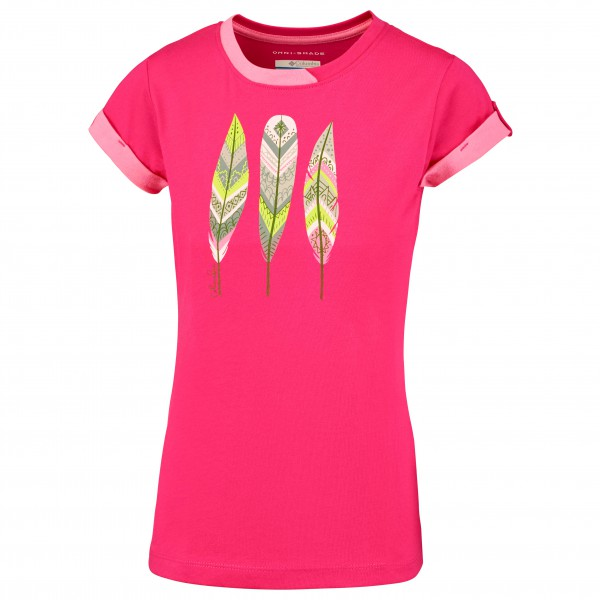 Columbia - Kid's Lost Trail Short Sleeve Tee - T-shirt