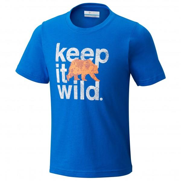 Columbia - Kid's Outdoor Elements Short Sleeve Shirt - T-shirt