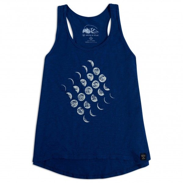 United By Blue - Girls Moon Cycle Tank - Toppi