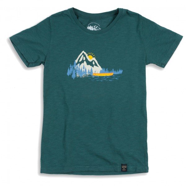 United By Blue - Kids Mountain Canoe - T-shirt