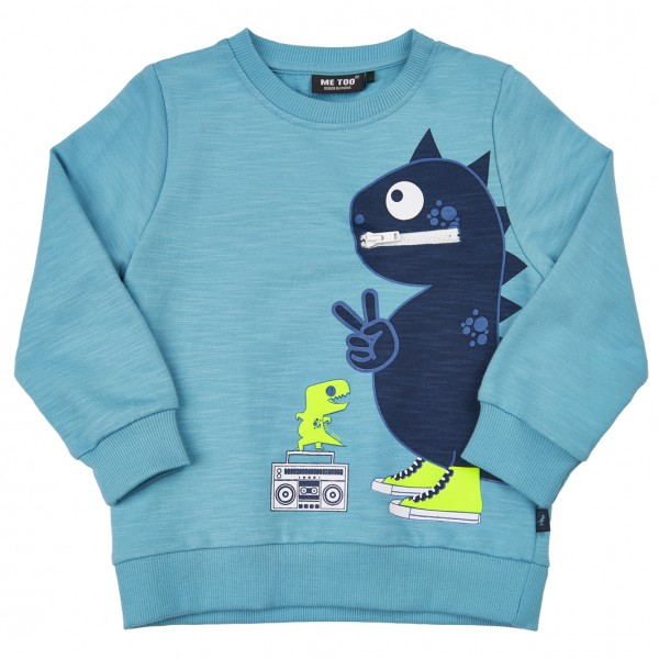 ME TOO - Kid's Sweatshirt L/S Cotton - Trui