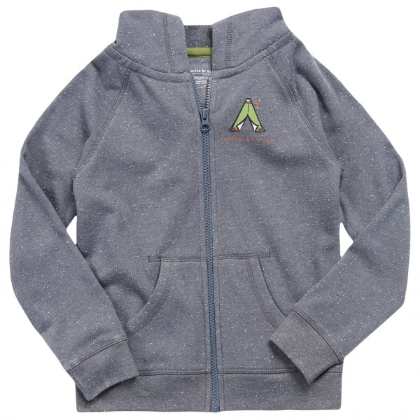 United By Blue - Kid's Adventure Zip Up Hoodie - Munkjacka