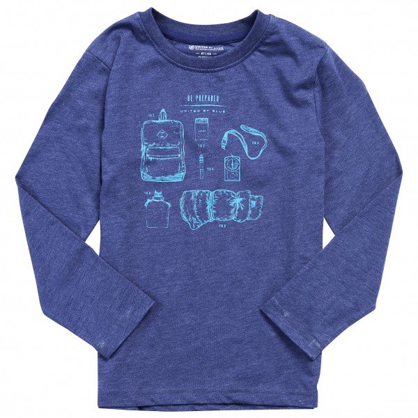 United By Blue - Kid's L/S Camp Gear - Longsleeve