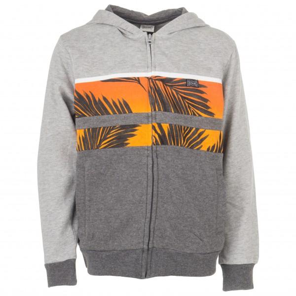 Rip Curl - Kid's Palm Mason Hooded Zip Fleece - Hoodie