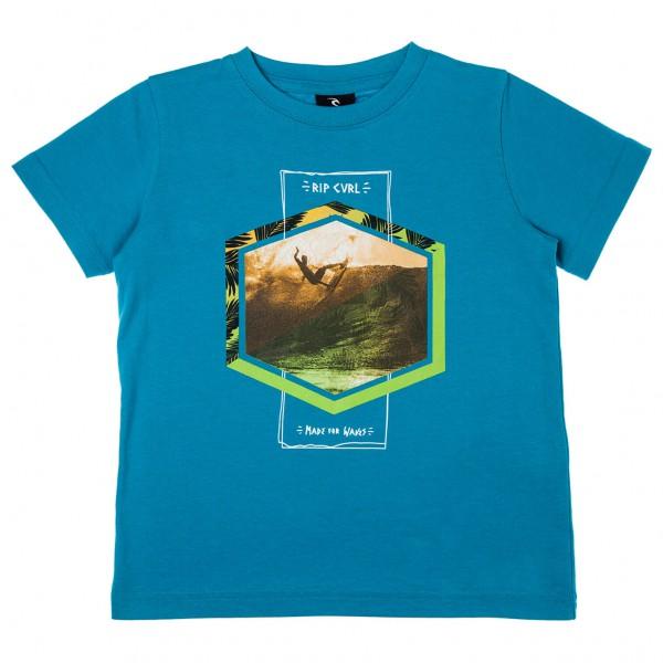Rip Curl - Kid's Photoprint S/S Tee Groms - T-skjorte