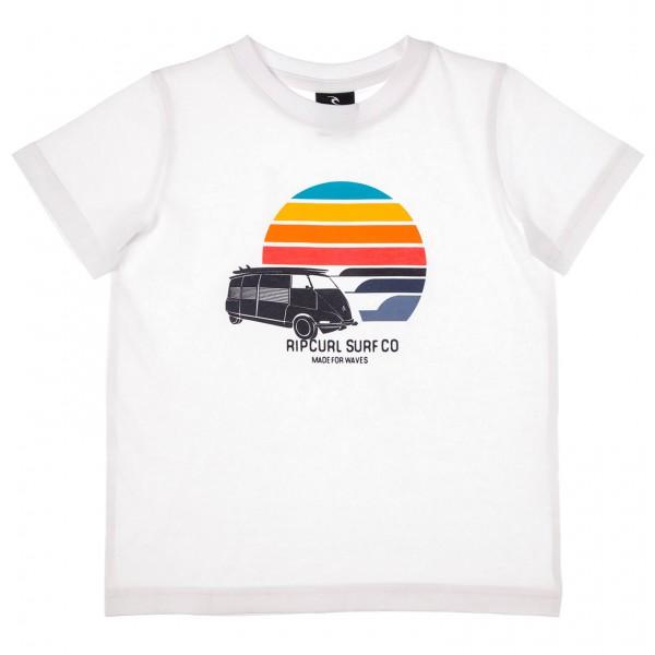 Rip Curl - Kid's Van Board S/S Tee - T-skjorte