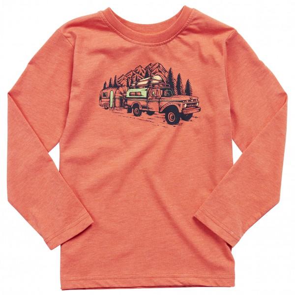 United By Blue - Kid's Truck & Camper - Longsleeve