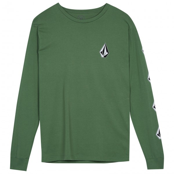 Volcom - Kid's Deadly Stone Basic L/S - Longsleeve