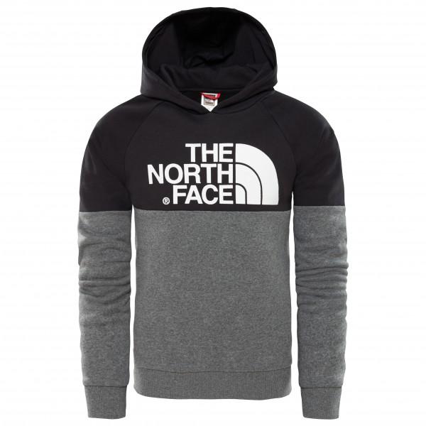 The North Face - Youth Drew Peak Raglan PV Hoodie - Hoodie