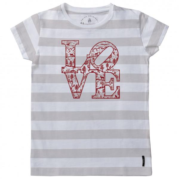 Alprausch - Kid's Liebesrusch Meitli T-Shirt