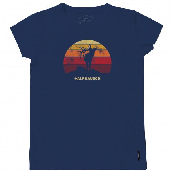 Alprausch - Kid's Sunnehirsch Bueb T-Shirt