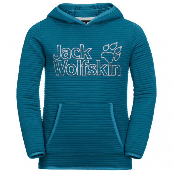 Jack Wolfskin - Kid's Modesto Hoody - Fleecetröjor
