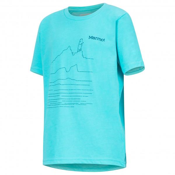 Marmot - Boy's Purview Tee S/S - T-skjorte