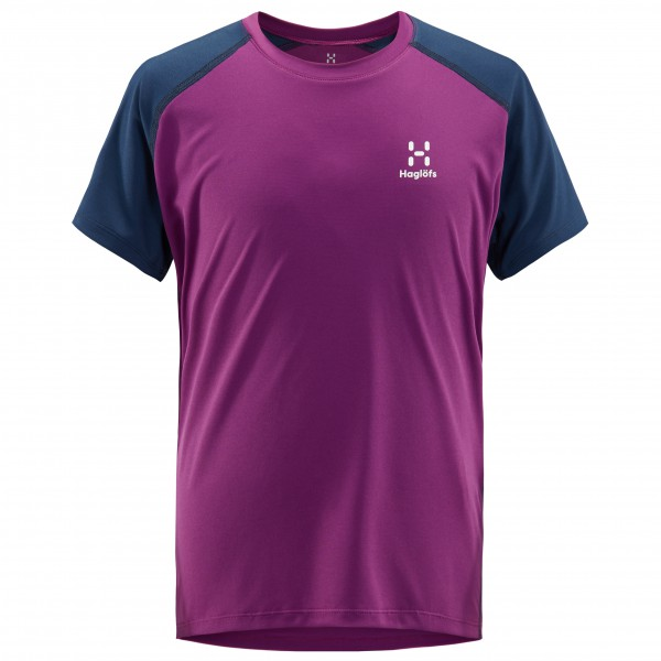 Haglöfs - Kid's Tech Tee Junior - Sportshirt