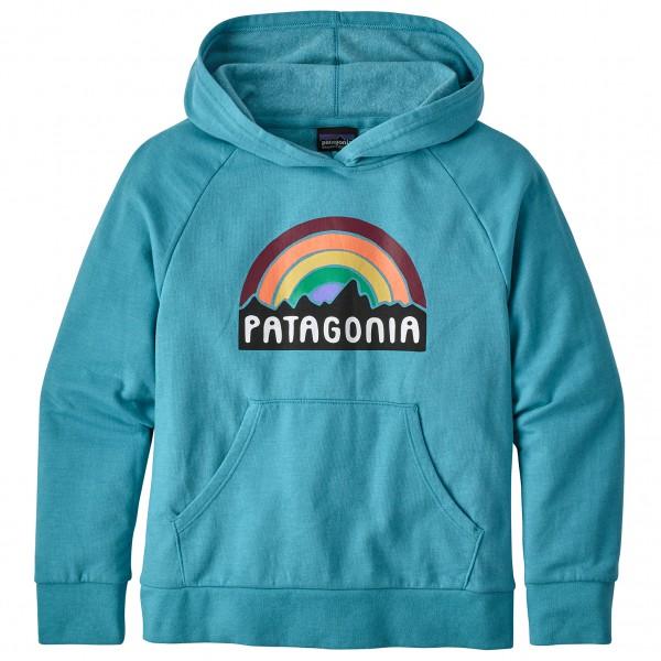 Patagonia - Girls Lightweight Fitz Roy Rainbow Hoody - Hoodie