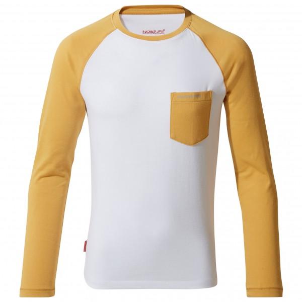 Craghoppers - Kid's Nosilife Boys Lorenzo L/S T-Shirt - Longsleeve