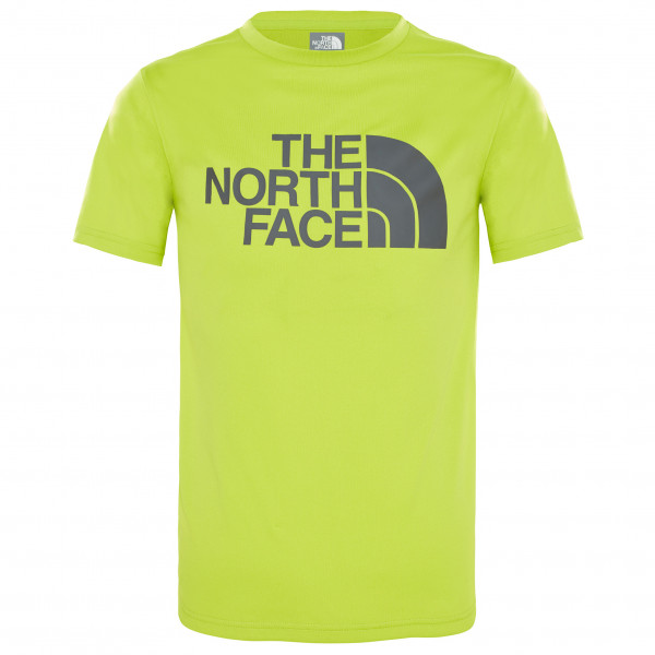 The North Face - Boy's S/S Rexion 2.0 Tee - Funktionströja
