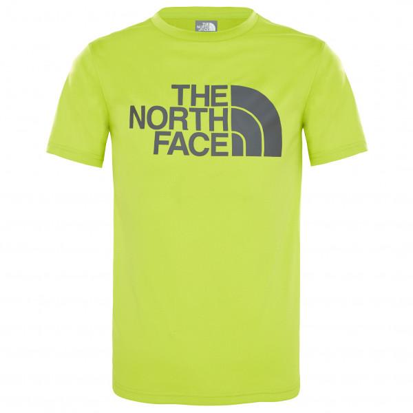 The North Face - Boy's S/S Rexion 2.0 Tee - Tekninen paita