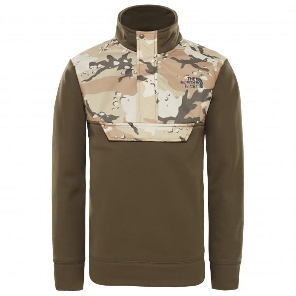 The North Face - Boy's Surgent 1/4 Zip - Fleece jumper