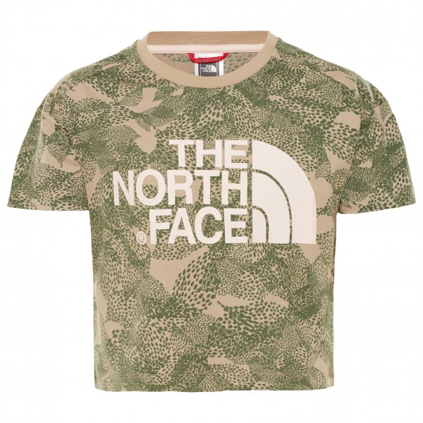 The North Face - Girl's Cropped S/S - T-Shirt