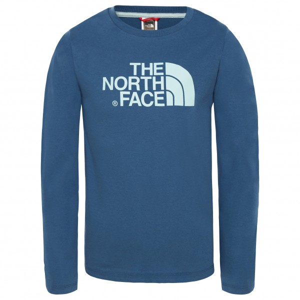 The North Face - Youth Easy L/S Tee - Longsleeve