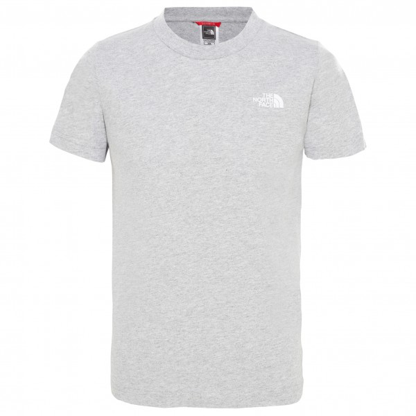 The North Face - Youth S/S Simple Dome Tee - T-shirt