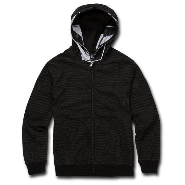 Volcom - Kid's Cool Stone Full Zip - Hoodie