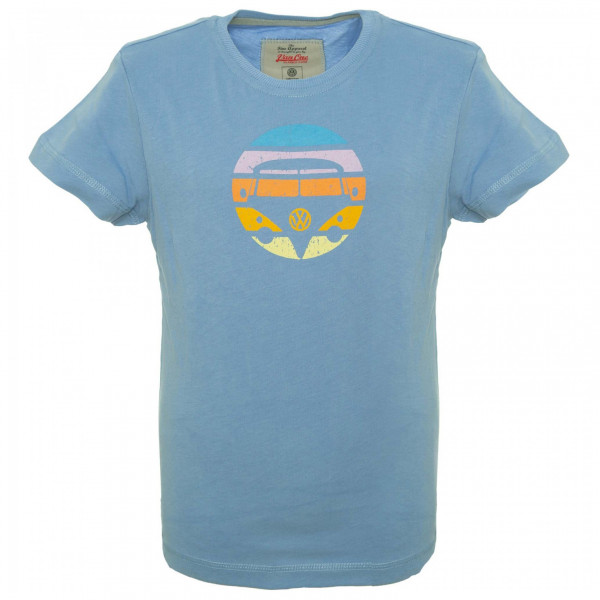 Van One - Bulli Face Retro Boys Shirt - T-shirt