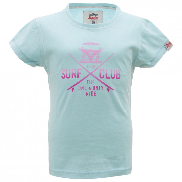Van One - Surf Club Girls Shirt - T-skjorte