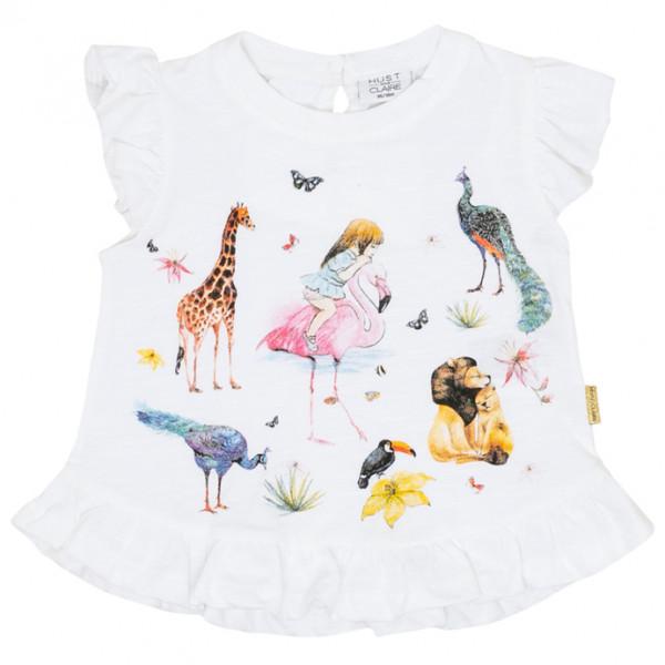 Hust&Claire - Kid's Asya T-Shirt S/S - T-shirt