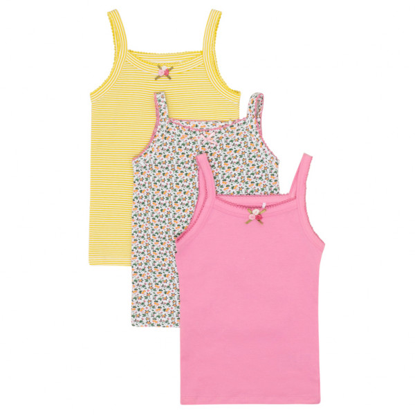 Hust&Claire - Kid's Filipa Singlet 3-Pack - Top