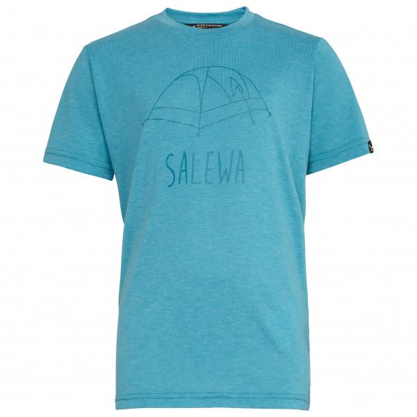 Salewa - Kid's Frea Melange Dri-Release S/S Tee - T-shirt