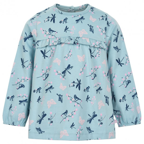 Minymo - Kid's Tunic L/S With AOP - Longsleeve