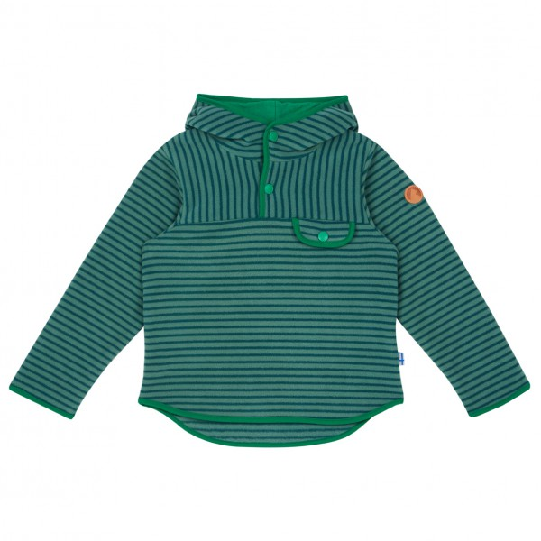 Finkid - Kid's Joki Striped Pixie Hood - Fleecetröjor