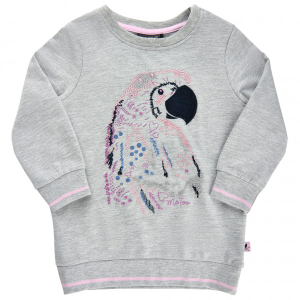 ME TOO - Kid's Tunic L/S Sweat Cotton - Hoodie