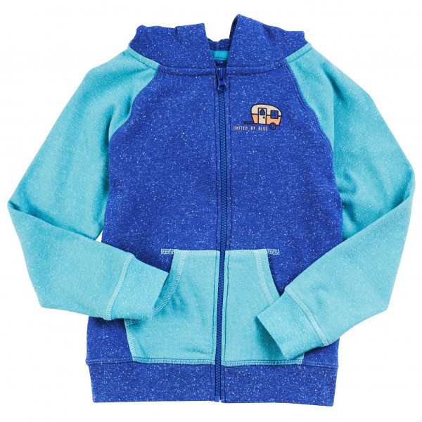 United By Blue - Kid's Adventure Awaits Zip Up Hoodie - Hoodie