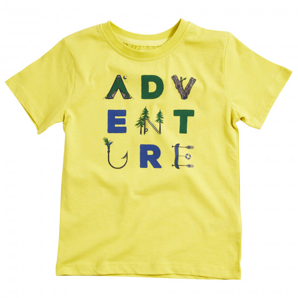 United By Blue - Kid's Adventure S/S 55 Graphic Tee - T-shirt