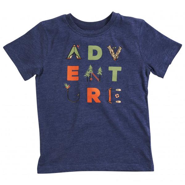 United By Blue - Kid's Adventure S/S 55 Graphic Tee - T-skjorte
